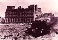 Imágenes de la incursión que las fuerzas aliadas realizaron sobre Dieppe durante la segunda guerra mundial, el 19 de agosto de 1942.